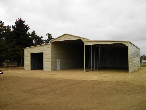 Pacific Metal Buildings