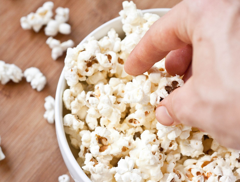 Get the Party Started With Popcorn