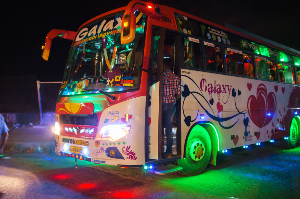 How To Start A Party Bus Business