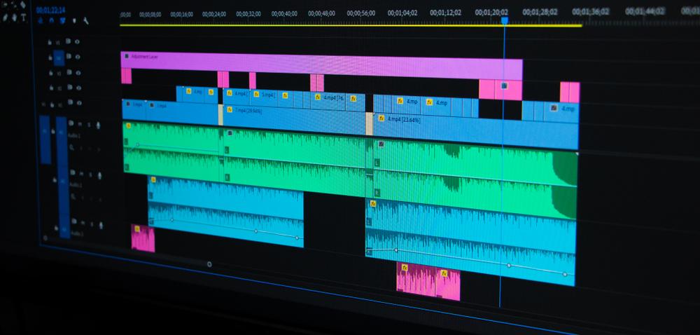 Editing Video in Adobe Premiere Pro