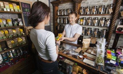 How to Open a Tea Shop