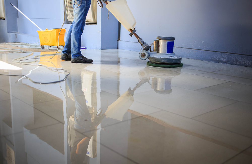 first step in cleaning business obtain a license