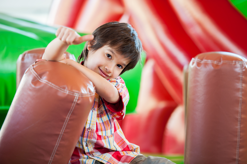 promote your indoor bounce house business
